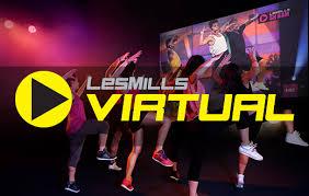 les mills virtual